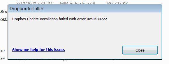 dropbox install error 0xa0430722.jpg