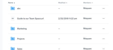 list folder from UI