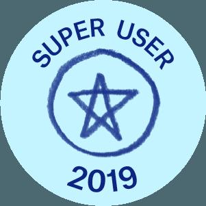 Super User 2019