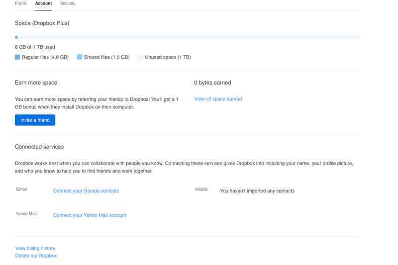 Solved: selective sync doesn't exist as an option? - Dropbox
