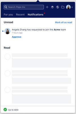 Approve member invites on your Desktop