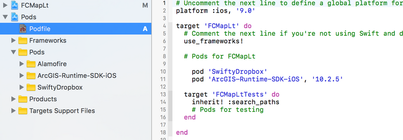 Solved: SwiftyDropbox Import Error - Dropbox Community - 247318