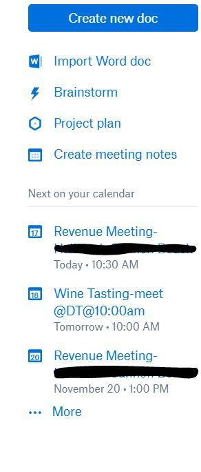 Solved Creating Meeting Minutes  Directs To Last WeekS