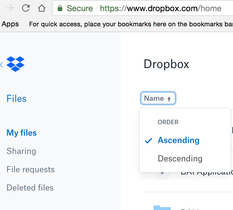 System Files How To Search The Contents Of Your Files On Dropbox.com Dropbox Help