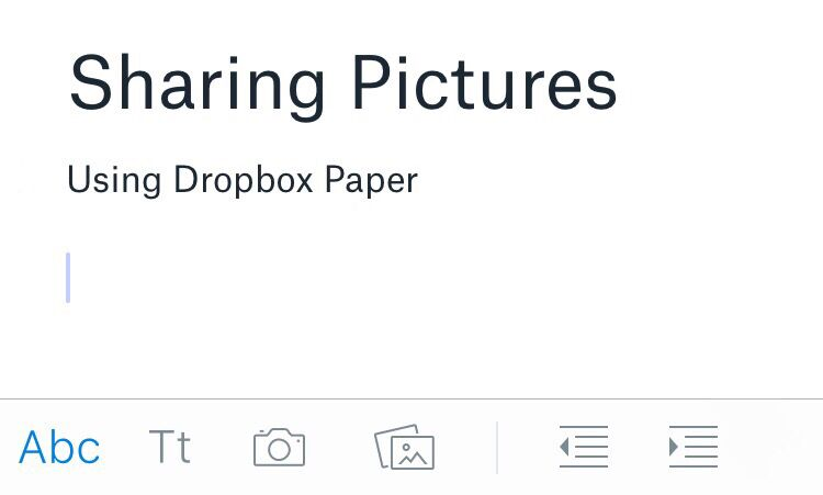 Solved: How to Share Pictures using Dropbox - Dropbox