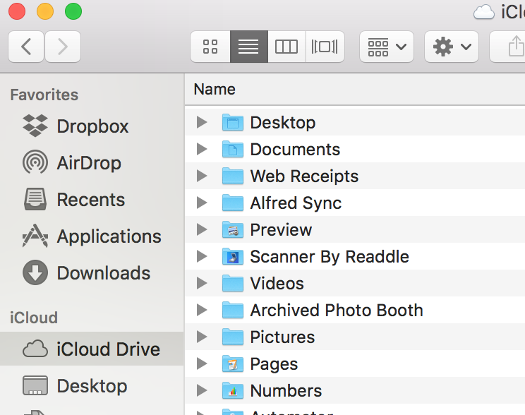 Solved: Can you help me move my Dropbox folder to icloud