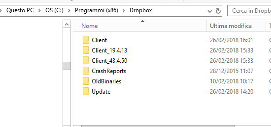 Solved: Dropbox failed to uninstall - desktop version