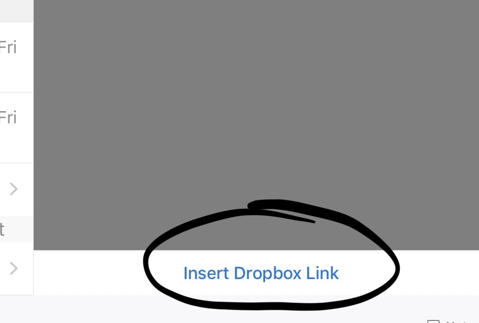 Solved: Unable to attach as a file - Dropbox Community - 264575