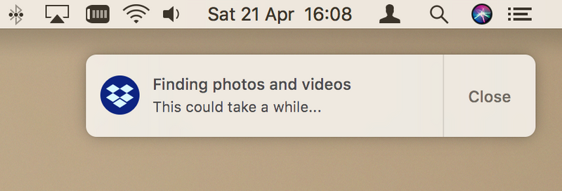Solved: Camera Upload Error on Mac OS High Sierra/ Photos     - Page