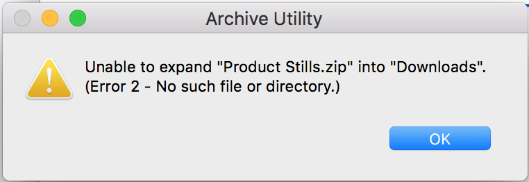 Solved: Unable to open zip files - Dropbox Community - 274439