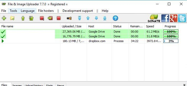 Solved: Upload speed to Dropbox really slow - Dropbox Community - 277001