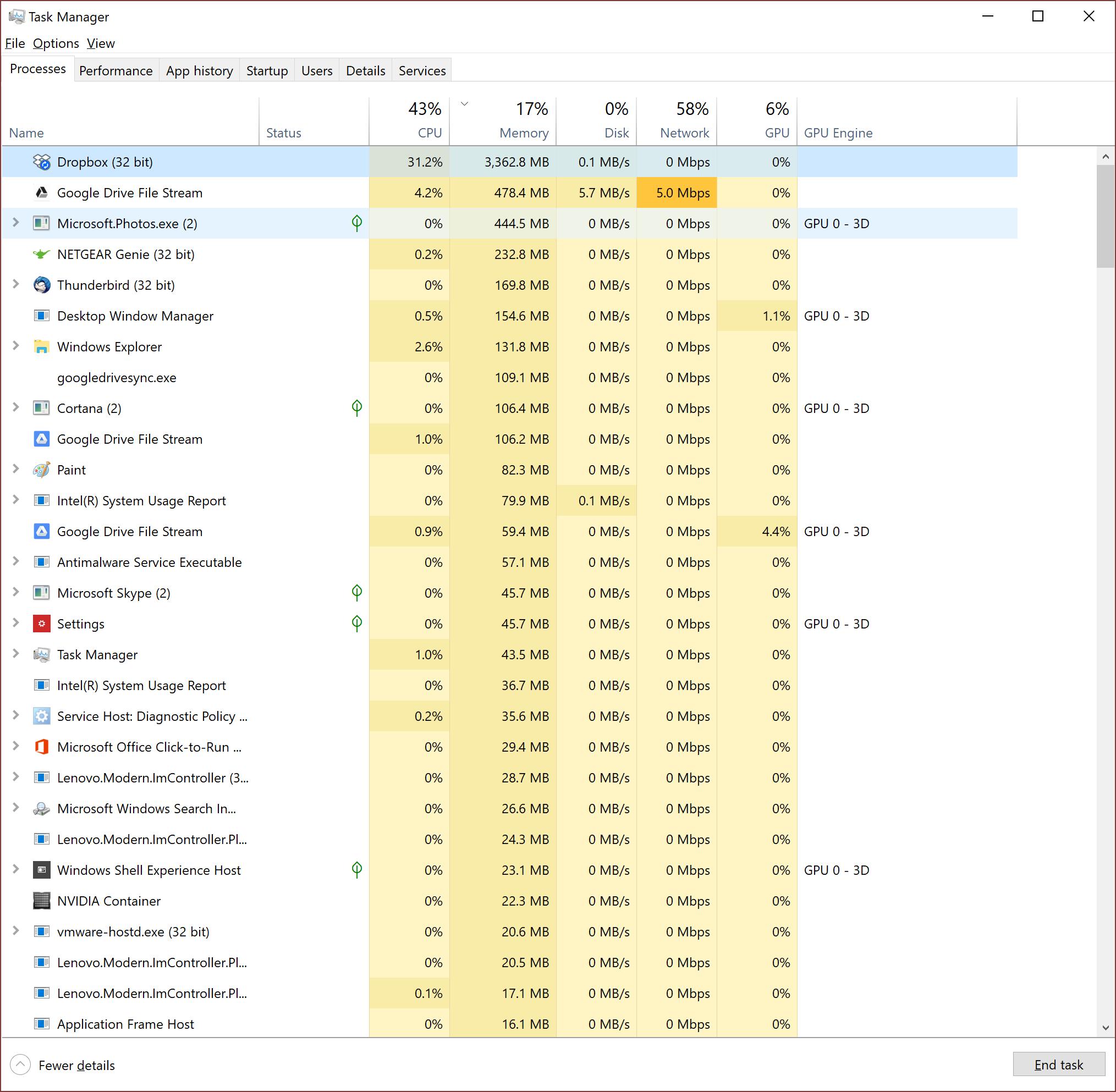 Private internet access crashing windows 10