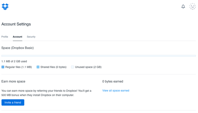 Solved Get more free Dropbox space a step by step guide Dropbox