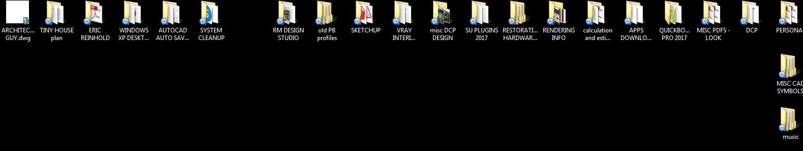 how to put dropbox on desktop