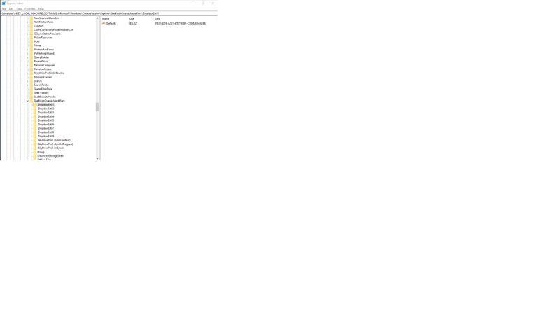 Dropbox app doesn't start on my HP EliteBook x360     - Page