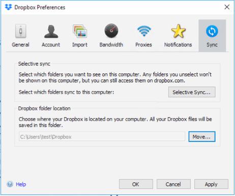 Solved: Dropbox on RDP Server 2016 - Dropbox Community - 304098