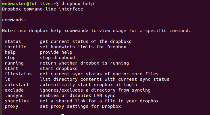 """Solved: """"something similar"""" to SCP for Dropbox - Dropbox"""