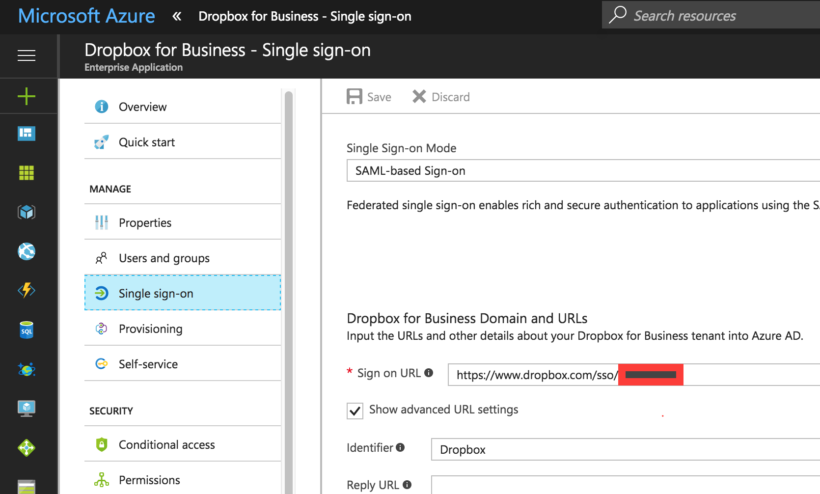 Solved: Azure SSO login is getting an error message - Page 2