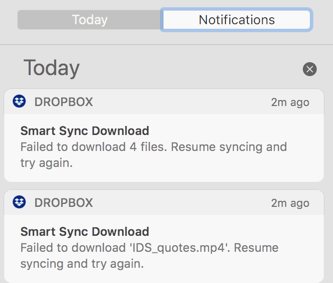 Solved: Time machine forces smart sync to download files l