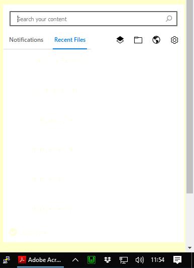 Dropbox v70.4.93 on Windows 10 Pro