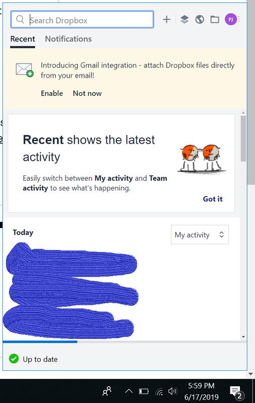 Windows App Update - How Do You Make The Pop-Up Sm